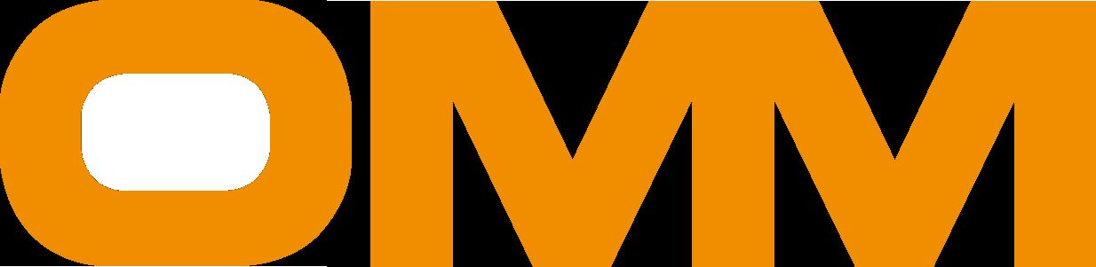 Omm Logo Fill Orange Tri Adventure