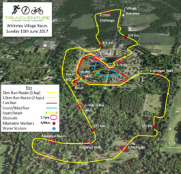 Course Map 265x254 Whiteley Village Events