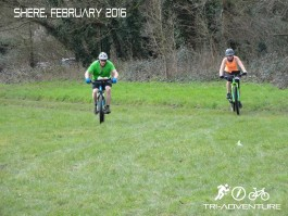 DSC03183 265x199 Tri Adventure Race Report  Shere February 2016