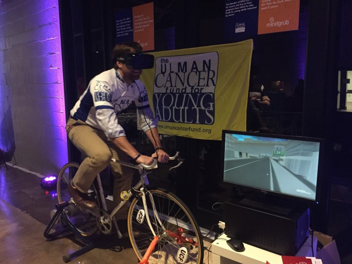 oculus bike Can Virtual Reality Provide an Authentic Biking Experience?