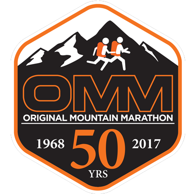 50th logo400px1 50th OMM Elite Course   8th with team mate Dave