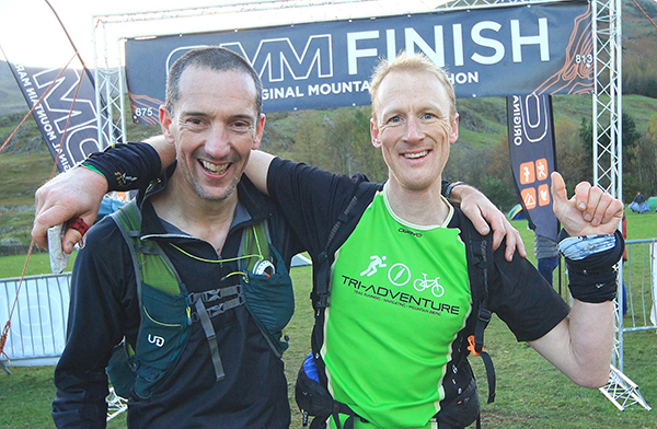 171030223744 H crop a 50th OMM Elite Course   8th with team mate Dave